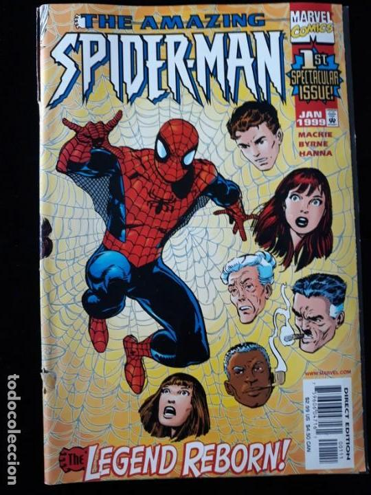 COMIC MARVEL USA THE AMAZING SPIDERMAN Nº 1 (Tebeos y Comics - Comics Lengua Extranjera - Comics USA)