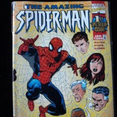 Cómics: COMIC MARVEL USA THE AMAZING SPIDERMAN Nº 1. Lote 159126566