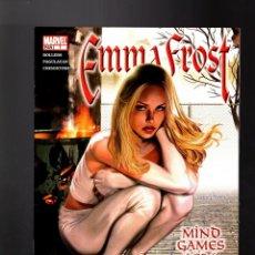 Cómics: EMMA FROST 7 - MARVEL 2004 VFN+. Lote 159365006