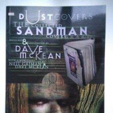 Fumetti: SANDMAN - NEIL GAIMAN - DAVE MCKEAN - DUST COVERS - EDITORIAL: DC VERTIGO 1998. Lote 159471714
