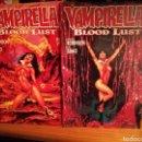 Cómics: VAMPIRELLA BLOOD LUST-JAMES ROBINSON Y JOE JUSKO-HARRIS COMICS. Lote 159591876