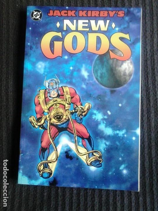 Jack Kirby's New Gods (DC Comics, 1998) Jack Kirby