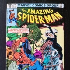 Cómics: AMAZING SPIDER-MAN 204 - SPIDERMAN - MARVEL 1980 - FN/VFN. Lote 159894010