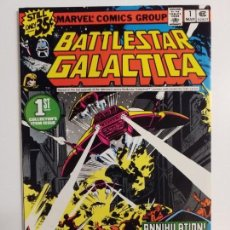 Cómics: BATTLESTAR GALACTICA VOL. 1 N 1 MARVEL (MAR 1979). Lote 160432306