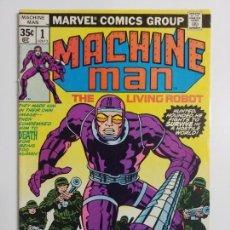 Cómics: MACHINE MAN VOL. 1 N 1 MARVEL USA (1978). Lote 160432406