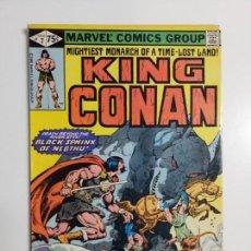 Cómics: KING CONAN 2 ORIGINAL USA JUNE 1980. Lote 160432898
