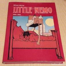 Cómics: LITTLE NEMO WINSOR MCCAY 1905-1914. EVERGREEN.. Lote 160588298