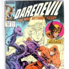 Cómics: DAREDEVIL Nº 248 (MARVEL1987) [CON WOLVERINE]. Lote 160588466