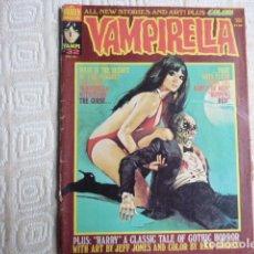 Cómics: VAMPIRELLA Nº 32 WARREN PUBLISHING-EN INGLÉS. Lote 160593958