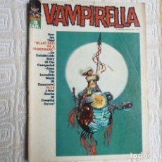 Cómics: VAMPIRELLA Nº 3 WARREN PUBLISHING-EN INGLÉS /MUY DIFÍCIL. Lote 160594162