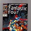 Cómics: FANTASTIC FOUR 347 - MARVEL 1990 VFN/NM / WALTER SIMONSON & ARTHUR ADAMS . Lote 160672430