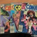 Cómics: CONAN Nº 125, 144 Y 152 MARVEL USA 1983. EN INGLES (COIM25). Lote 160744918