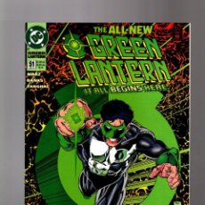 Cómics: GREEN LANTERN 51 # DC 1994 NM / KYLE RAYNER ALL NEW GREEN LANTERN. Lote 161446422