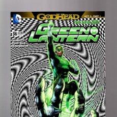 Cómics: GREEN LANTERN 36 - DC 2015 NEW 52 VFN/NM. Lote 161541534