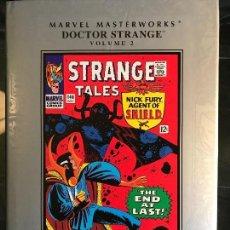 Cómics: DOCTOR STRANGE VOL 2 MARVEL MASTERWORKS (HARD COVER). Lote 161562334
