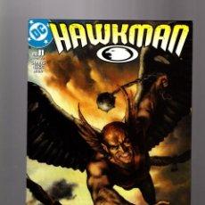Cómics: HAWKMAN 11 - DC 2003 VFN/NM / GEOFF JOHNS . Lote 161672434