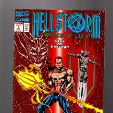 Cómics: HELLSTORM PRINCE OF LIES 3 - MARVEL 1993 VFN / DOCTOR STRANGE . Lote 161759794