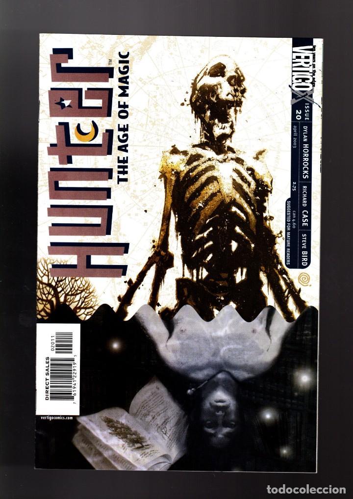 HUNTER THE AGE OF MAGIC 20 - DC VERTIGO 2003 - VFN/NM (Tebeos y Comics - Comics Lengua Extranjera - Comics USA)