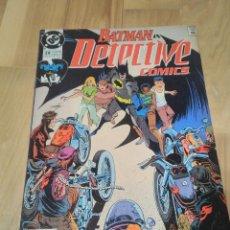 Cómics: COMIC ORIGINAL USA DC BATMAN IN DETECTIVE COMICS Nº 614. Lote 162096870