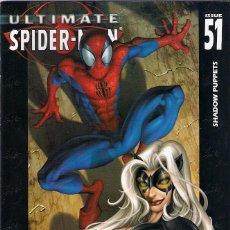 Cómics: ULTIMATE SPIDERMAN Nº 51. Lote 162663986