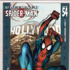 Cómics: ULTIMATE SPIDERMAN Nº 54. Lote 162664122