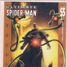Cómics: ULTIMATE SPIDERMAN Nº 55. Lote 162664250
