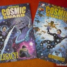 Cómics: COSMIC GUARD NºS 1 Y 2 ( JIM STARLIN ) ( EN INGLES ) ¡MUY BUEN ESTADO! DYNAMITE. Lote 163001202
