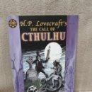Cómics: THE CALL OF CTHULHU - ESTEBA MAROTO - CROSS PLAINS COMICS. Lote 163045638