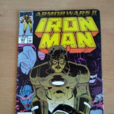 Cómics: IRON MAN # 262 ARMOR WARS II JOHN ROMITA JR.. Lote 163503208