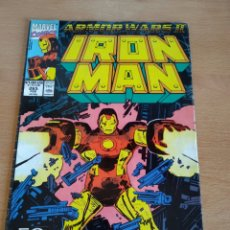 Cómics: IRON MAN # 265 ARMOR WARS II JOHN ROMITA JR.. Lote 163504484