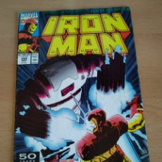 Cómics: IRON MAN # 266 ARMOR WARS II FINAL JOHN ROMITA JR. Lote 163504852