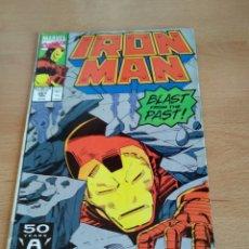 Cómics: IRON MAN # 267 MARVEL USA 1991. Lote 163506442
