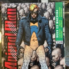 Cómics: ANIMAL MAN TBP VOL 2 (DEUS EX MACHINA). Lote 163533014