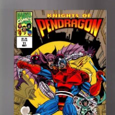 Comics: KNIGHTS OF PENDRAGON 11 - MARVEL UK 1993 - VFN/NM. Lote 163554962