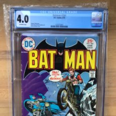 Comics : BATMAN #264 CGC 4.0 DEATH OF A DAREDEVIL!!. Lote 163590046