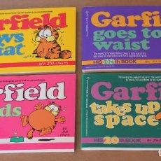 Cómics: GARFIELD 16 17 18 20 - BALLANTINE BOOKS - MUY BUEN ESTADO - TAMBIÉN SUELTOS. Lote 163854566