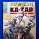 Cómics: SAVAGE TALES FEATURING KA-ZAR # 10 - MARVEL MAGAZINE, 1975. Lote 164208766