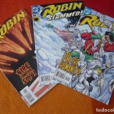 Cómics: ROBIN NºS 88, 89 Y 90 ( DIXON BEATTY ) ( EN INGLES ) ¡MUY BUEN ESTADO! USA DC BATMAN. Lote 164655710