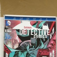 Cómics: DETECTIVE COMICS ANNUAL 3 DC THE NEW 52. Lote 164986210