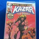 Cómics: KA-ZAR THE SAVAGE - 1-34 ¡¡COMPLETA!! - MARVEL, 1981. Lote 165068142