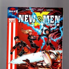 Cómics: NEW X-MEN 19 - MARVEL 2005 FN- / HOUSE OF M. Lote 165191242