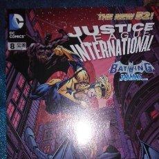 Cómics: JUSTICE LEAGUE INTERNATIONAL NEW 52, NÚMERO 8. Lote 165473510