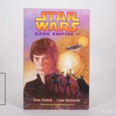 Cómics: CÓMIC EN INGLES - STAR WARS / DARK EMPIRE II - EDITORIAL DARK HORSE COMICS - AÑO 1995. Lote 165491678