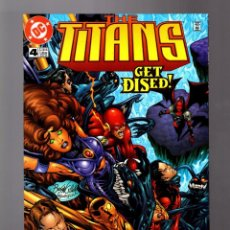 Cómics: TITANS 4 - DC 1999 VFN/NM / GRAYSON & JUSTINIANO . Lote 165499666