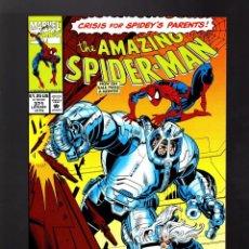 Comics : AMAZING SPIDER-MAN 371 MARVEL 1992 VFN/NM / MICHELINIE & BAGLEY. Lote 204493132