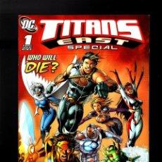 Cómics: TITANS EAST SPECIAL 1 - DC 2008 VFN- . Lote 165731698