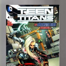 Cómics: TEEN TITANS 4 - DC 2011 VFN/NM NEW 52 . Lote 165732082