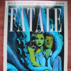 Cómics: FATALE TPB #1 DEATH CHASES ME (IMAGE, 2016). Lote 165929774