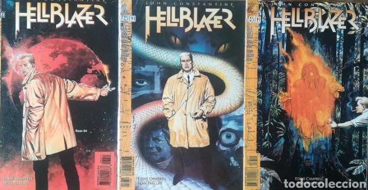 HELLBLAZER 86,87,88 VERSIÓN USA (Tebeos y Comics - Comics Lengua Extranjera - Comics USA)