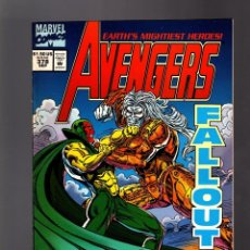 Cómics: AVENGERS 378 - MARVEL 1994 VFN/NM. Lote 166312606